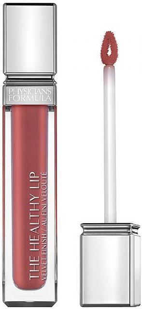 Labial líquido de larga duración con ácido hialurónico & aceite de aguacate - Physicians Formula The Healthy Lip Velvet Liquid Lipstick