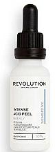 Perfumería y cosmética Peeling facial vegano con 10% ácido glucónico - Revolution Skincare Intense Acid Peel For Sensitive Skin