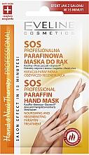 Perfumería y cosmética Mascarilla de manos de parafina - Eveline Cosmetics Therapy