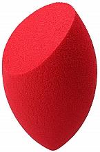Perfumería y cosmética Esponja de maquillaje, roja - Kashoki Olive Cut Make Up Sponge Red