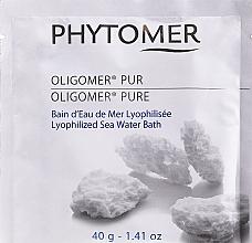 Perfumería y cosmética Baño de agua de mar liofilizada - Phytomer Oligomer Lyophilized Seawater Bath
