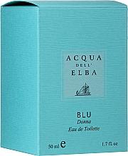 Perfumería y cosmética Acqua Dell Elba Blu Donna - Eau de toilette