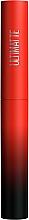 Perfumería y cosmética Barra de labios, mate - Maybelline New York Color Sensational Ultimatte