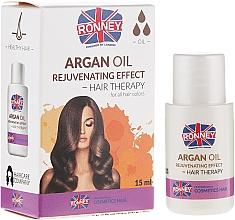 Perfumería y cosmética Aceite para cabello de argán - Ronney Argan Oil Rejuvenating Hair Therapy