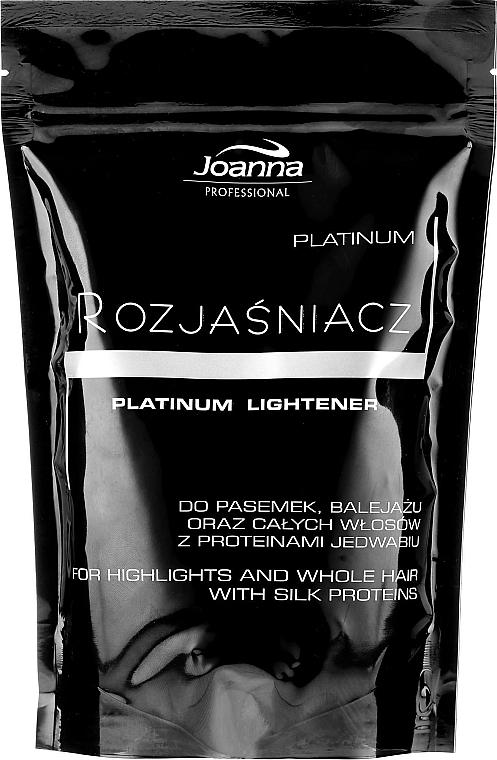 Tinte aclarador para cabello, no incluye oxidante - Joanna Professional Lightener (bolsita)