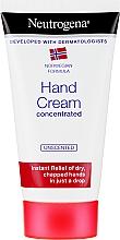 Perfumería y cosmética Crema de manos concentrada - Neutrogena Norwegian Formula Concentrated Unscented Hand Cream