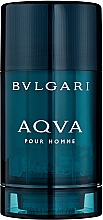 Bvlgari Aqva Pour Homme - Desodorante stick — imagen N1