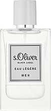 Perfumería y cosmética S. Oliver Black Label Eau Legere Men - Eau de toilette