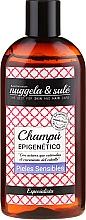 Perfumería y cosmética Champú epigenético con extracto de cebolla para cuero cabelludo sensible - Nuggela & Sule' Epigenetic Shampoo Sensitive Skin