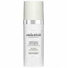 Perfumería y cosmética Crema facial orgánica con extracto de avena y saúco negro - Estelle & Thild BioCalm Soothing Day Cream