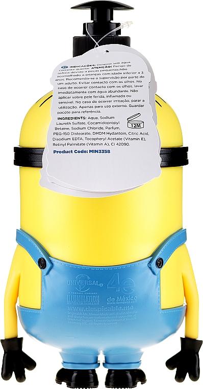 Gel de ducha perfumado - Disney 3D Minions — imagen N2