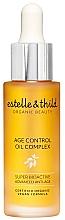 Perfumería y cosmética Aceite facial orgánico de albaricoque y almendra, eco - Estelle & Thild Super Bioactive Age Control Oil Complex