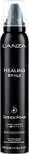 Perfumería y cosmética Espuma para cabello con queratina - L'anza Healing Style Design Foam