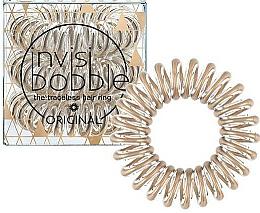 Perfumería y cosmética Coletero espiral - Invisibobble Original Bronze Me Pretty