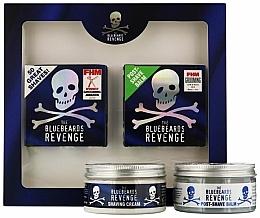 Perfumería y cosmética The Bluebeards Revenge - Set (bálsamo aftershave/100ml + crema de afeitar/100ml)