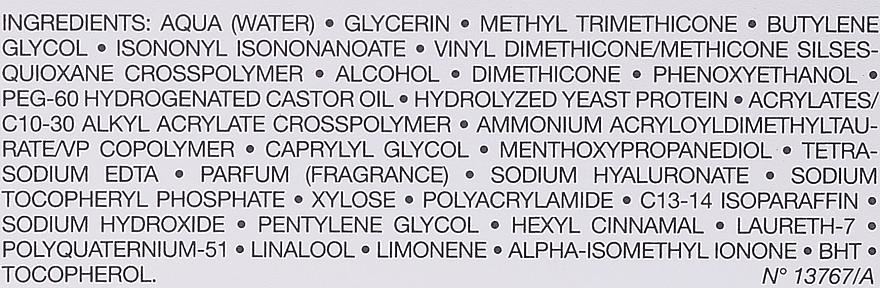 Emulsión facial vigorizante con ingredientes biofermentados y fosfato de vitamina E - Dior Homme Dermo System Emulsion  — imagen N3