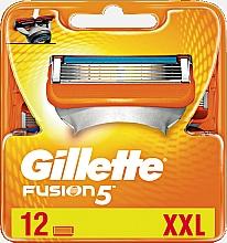 Perfumería y cosmética Recambios de cuchillas, 12uds. - Gillette Fusion