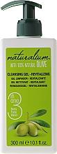 Perfumería y cosmética Gel limpiador para rostro, manos y cuerpo con glicerina - Naturalium Revitalizing Cleansing Gel