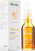 Perfumería y cosmética Aceite de caléndula - Melvita Huiles De Beaute Calendula Oil