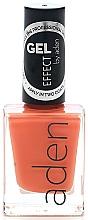 Perfumería y cosmética Esmalte de uñas con efecto gel - Aden Cosmetics Gel Effect Nail Polish