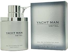 Perfumería y cosmética Myrurgia Yacht Man Metal - Eau de toilette