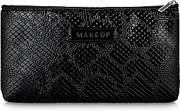 Perfumería y cosmética Neceser cosmético (19x10x2cm) - Makeup Black Snake