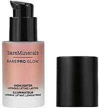 Perfumería y cosmética Iluminador facial líquido bifásico de larga duración con efecto lifting - Bare Escentuals Bare Minerals Glow Highlighter