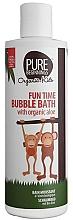 Perfumería y cosmética Baño de burbujas con aloe orgánico & ylang-ylang - Pure Beginnings Fun Time Bubble Bath with Organic Aloe