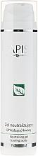 Perfumería y cosmética Gel neutralizador de ácidos para peeling - APIS Professional Home TerApis Neutralising Gel (Cooling) Acids