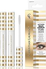Perfumería y cosmética Sérum base de máscara de pestañas con ácido hialurónico - Eveline Cosmetics Supreme Growth Lash Serum