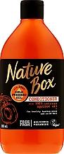 Perfumería y cosmética Acondicionador para brillo con aceite de albaricoque - Nature Box Apricot Oil Conditioner
