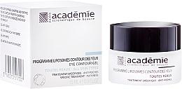 Perfumería y cosmética Gel liposómico para el contorno de ojos - Academie Liposomes Eye Contour Gel