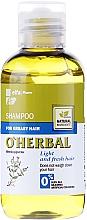 Perfumería y cosmética Champú con menta piperita - O'Herbal