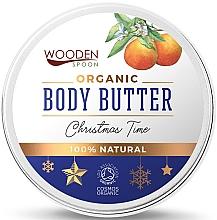 Perfumería y cosmética Manteca corporal - Wooden Spoon Christmas Time Body Butter