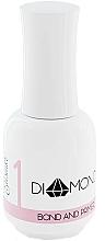 Perfumería y cosmética Pebase de uñas - Elisium Diamond Liquid 1 Primer