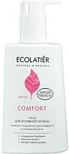 Perfumería y cosmética Gel de higiene íntima con ácido láctico y probióticos - Ecolatier Comfort