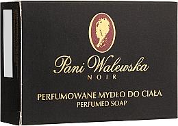 Perfumería y cosmética Jabón corporal cremoso con aroma floral - Pani Walewska Noir Creamy Soap