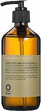 Perfumería y cosmética Champú con aceite de salvia y ácido salicílico - Rolland Oway XVolume
