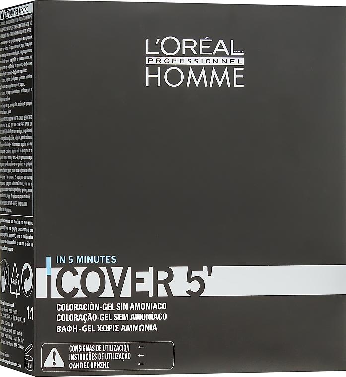 Champú de coloración sin amoníaco - L'Oreal Professionnel Cover 5