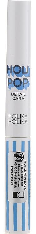 Máscara de pestañas de larga duración con pantenol & biotina - Holika Holika HoliPop Detail Cara Volume Mascara