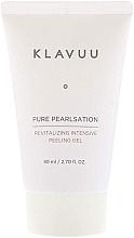 Perfumería y cosmética Gel exfoliante facial revitalizante con extracto de perlas - Klavuu Pure Pearlsation Revitalizing Intensive Peeling Gel