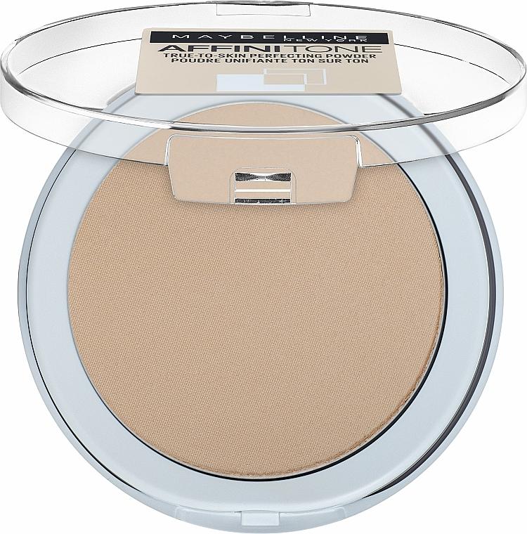 Polvo facial compacto - Maybelline Affinitone Powder — imagen N8