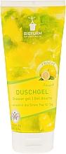 Perfumería y cosmética Gel de ducha con jugo de limón - Bioturm Lemon Shower Gel No.76