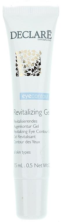 Gel contorno de ojos revitalizante con glicerina - Declare Revitalising Eye Contour Gel — imagen N2