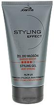 Perfumería y cosmética Gel de fijación extra fuerte - Joanna Styling Effect Styling Gel Very Strong