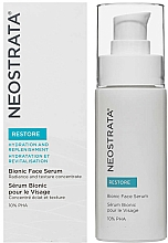Perfumería y cosmética Sérum facial biónico hidratante con 10% ácido lactobiónico - Neostrata Restore Bionic Face Shine & Texture Improvement Serum