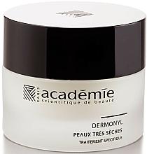 Perfumería y cosmética Crema facial regeneradora con aceite mineral - Academie Visage Nourishing And Revitalizing Cream Dermonyl
