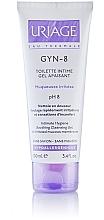 Perfumería y cosmética Gel de higiene íntima hipoalergénico - Uriage GYN-8 Toilette Intime Gel Apaisant