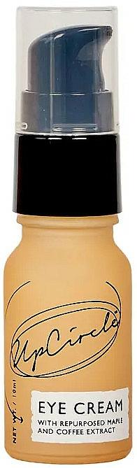 Crema contorno de ojos con extracto de arce y café - UpCircle Eye Cream With Maple And Coffee