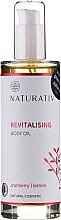 Perfumería y cosmética Aceite corporal revitalizante con oliva y sésamo - Naturativ Revitalizing Body Oil